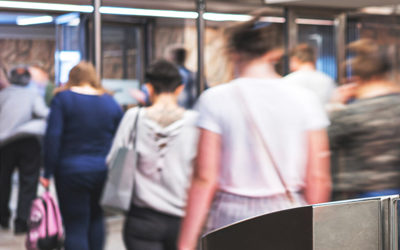 Students Save Time While You Save Money with Smarter Entrance Control