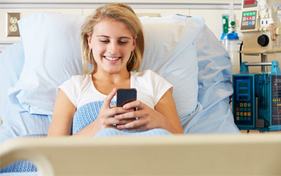 Engaging Patients Through Self Service: The New Normal in Healthcare