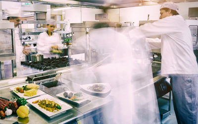 Choosing a Solution for Multi-Site Foodservice