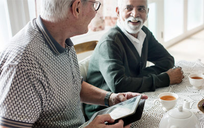 Webinar: Transforming Senior Living Communities Through Technology
