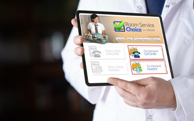 Transforming Patient Nutrition Through Room Service SaaS