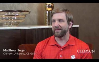 CS Gold at Clemson University